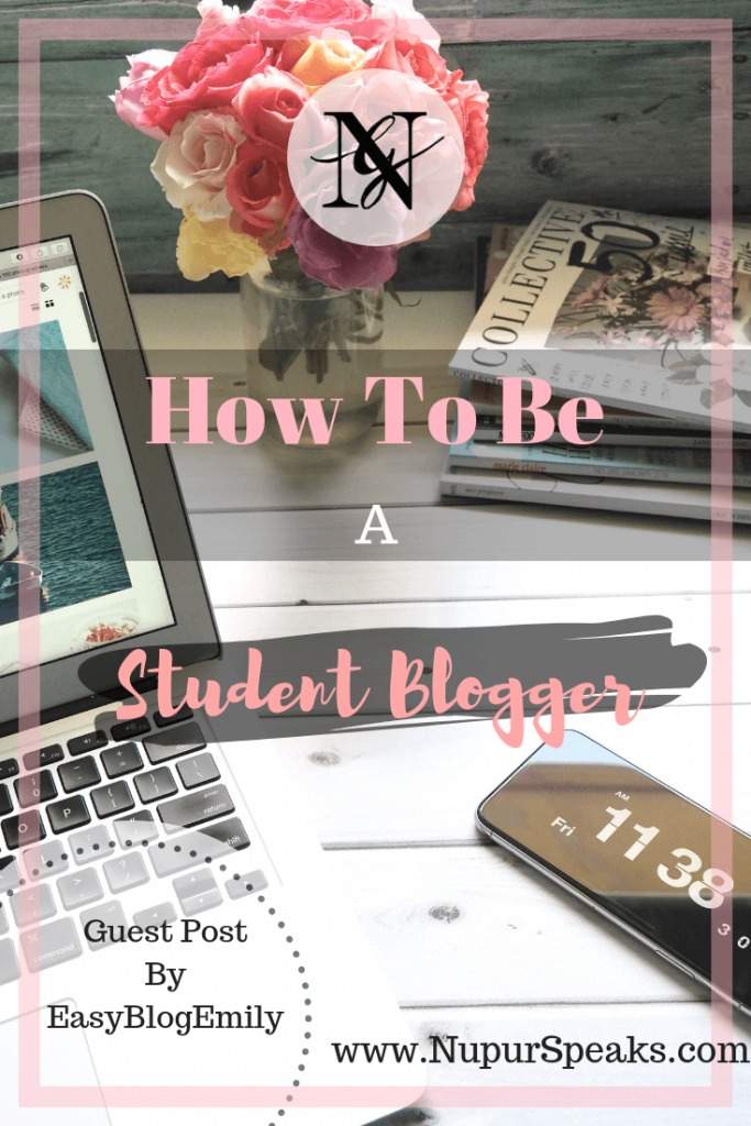 How To Be A Student Blogger