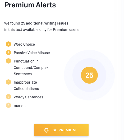 Indicators on Grammarly Free Vs Premium You Need To Know