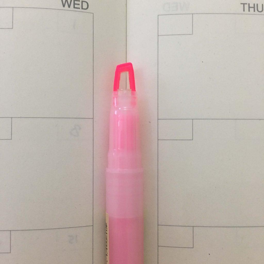 highlighter-planner-nupurspeaks-muji