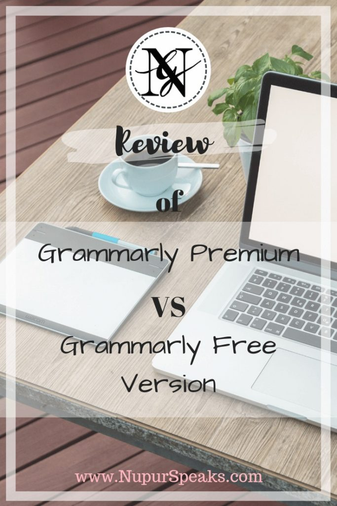 Review of Grammarly Premium VS Grammarly Free Version