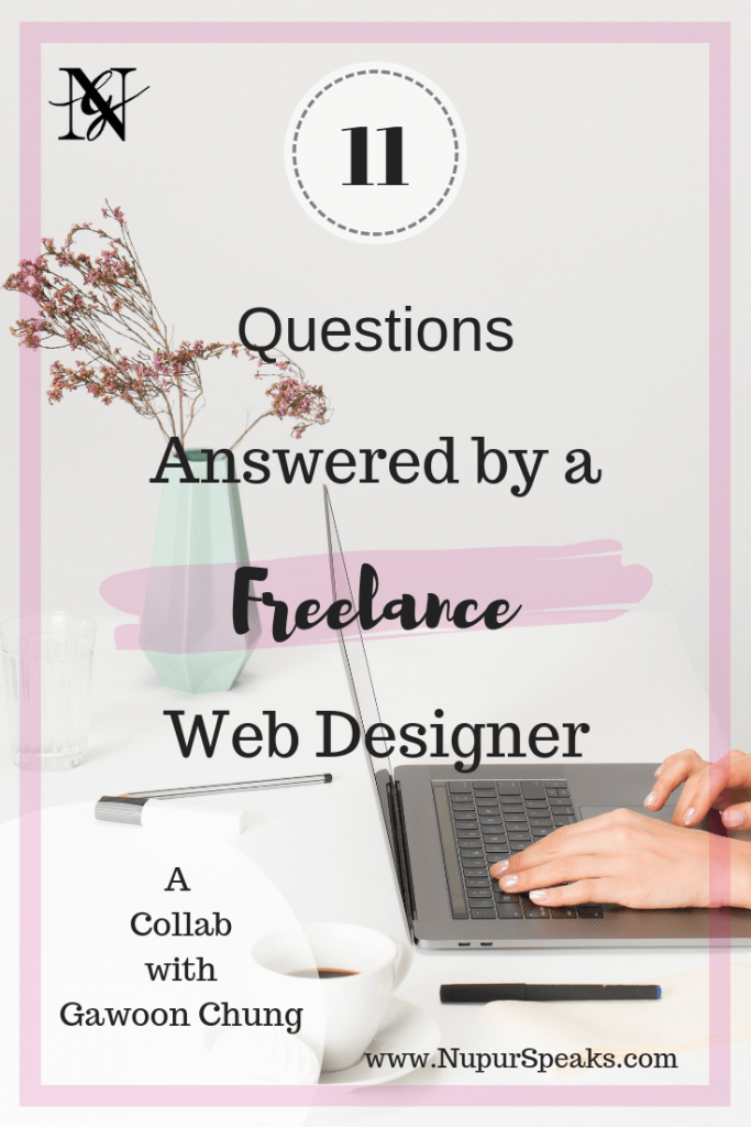 11 Questions Answered by A Freelance Web Designer