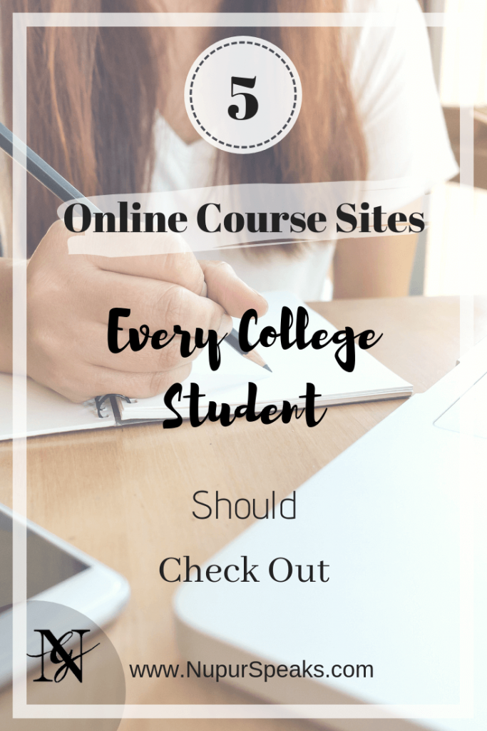 5 Online Course Sites Every College Student Should Check Out